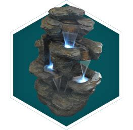 self contained water feature self contained water features and fountains water garden uk