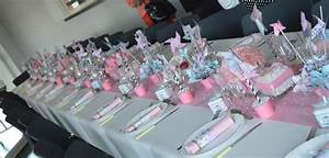 Bapteme Fille Deco : gris et rose pale avec emejing decoration bapteme gris et ~ Preciouscoupons.com Idées de Décoration
