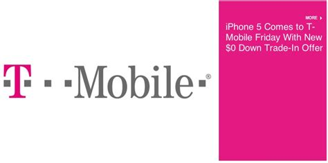 t mobile iphone trade in t mobile usa announces trade in offer for existing iphone 2979