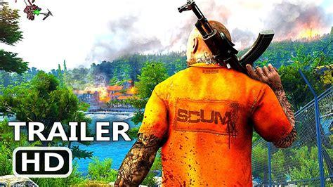 ps scum trailer  multiplayer open world survival