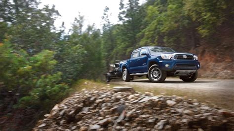 Towing Capacity Of Toyota Tacoma by 2015 Toyota Tacoma Towing Capacity