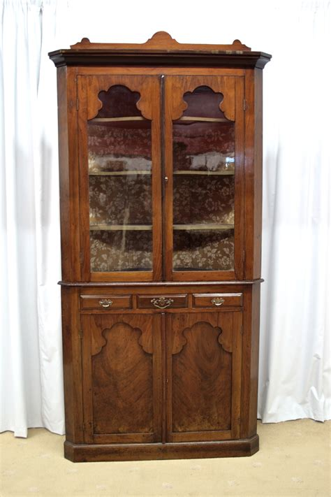 Antique Corner Cabinet For Sale by Victorian Mahogany Corner Cupboard For Sale Antiques Com