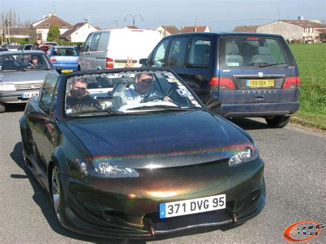 Peinture Pailleté Tuning Tour Peugeot 306 De 1998