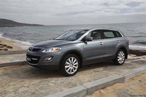 Mazda Cx 9 Review Road Test Caradvice