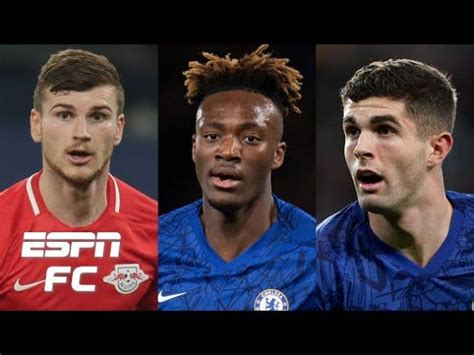 (Video): The Pulisic-Werner-Abraham combination is going ...
