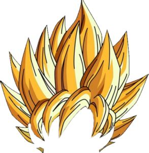 goku hair png  goku hairpng transparent images
