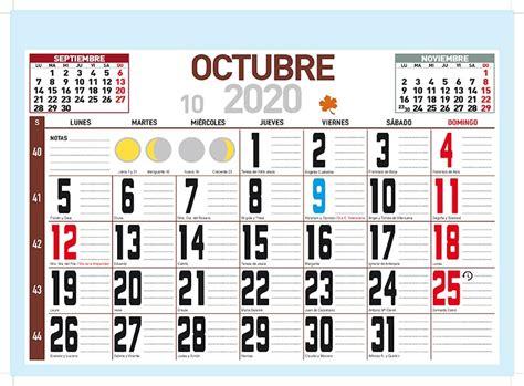 calendario espana