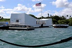 USS Arizona Memorial at Pearl Harbor Closed Indefinitely | Military.com