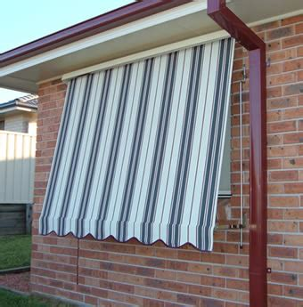 folding retractable awnings newcastle winning blinds