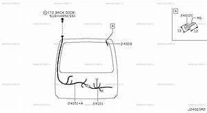 Nissan X Trail Wiring Diagram