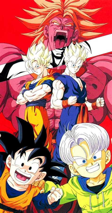 After defeating majin buu, life is peaceful once again. Dragon Ball Z: Broly - Second Coming (1994) - IMDb
