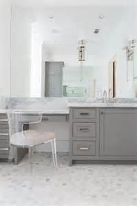 Bathroom Vanity with Makeup