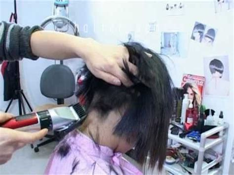 Extreme Haircuts Women Youku Extreme Womens Haircuts