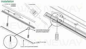 24w 36w 48w 80w recessed linear led lighting architectural With architectural lighting design furthermore dali lighting control wiring