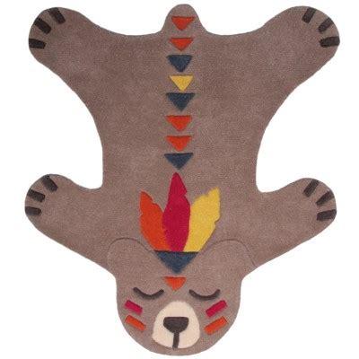 tapis peau d ours tapis peau d ours akko 100 x 115 cm nattiot