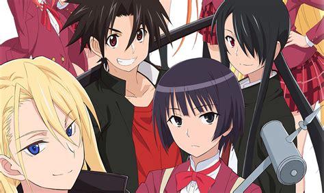 Uq Holder Episode 9 Spoilers What Important Is Yukihime Angeschaut Uq Holder Episoden 1 5 Animenachrichten
