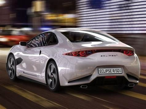 2017 Mitsubishi Eclipse Redesign, Release And Changes