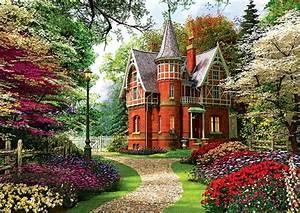 Viktorianisches Haus Kaufen : dominic davison viktorianisches haus 1000 teile trefl puzzle online kaufen ~ Markanthonyermac.com Haus und Dekorationen