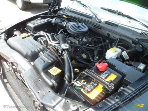 Dodge Durango Engine by 2003 Dodge Durango Slt 4x4 Engine Photos Gtcarlot