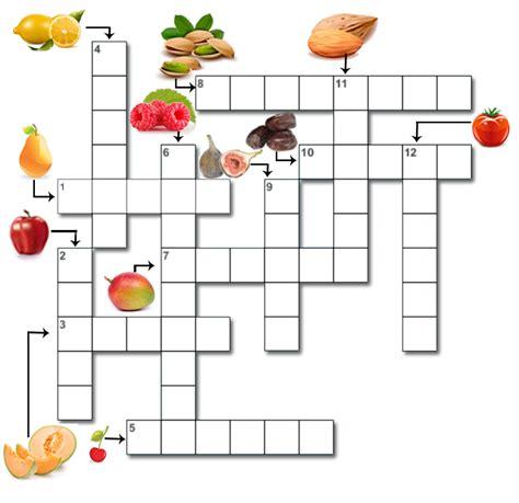 jeux gratuit de cuisine en francais mots fléchés les fruits apprendre à lire