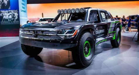 truck sport vw baja atlas cross race carscoops mad material max
