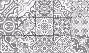 Tapis Pvc Carreaux De Ciment : tapis vinyle carreaux de ciment ~ Teatrodelosmanantiales.com Idées de Décoration