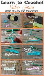 The 25  Best Learn To Crochet Ideas On Pinterest