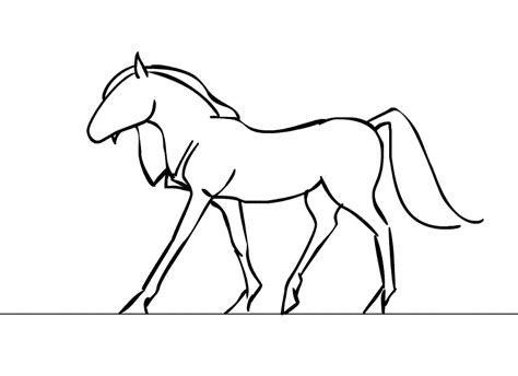 draw horse hoof walking google search artistic stuff