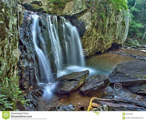 Kilgore Falls In Rocks State Park Maryland Stock Photo