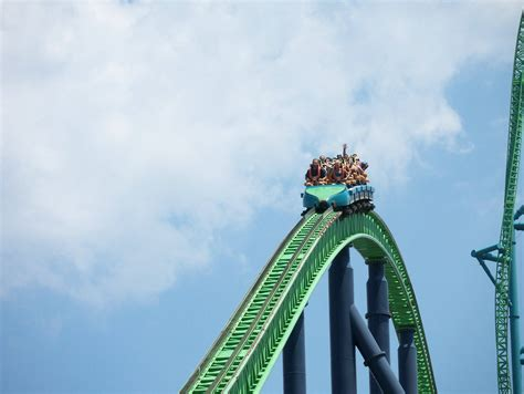 9 Of The World's Most Exhilarating Roller Coasters From