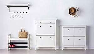 Ikea Meuble Entree : meuble hall d entree ikea 0 hemnes s233rie meubles entr233e blanc ikea kirafes ~ Preciouscoupons.com Idées de Décoration