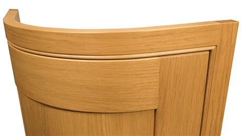 Curved Cupboard Doors - curved cabinet doors manufactured by woodparts for