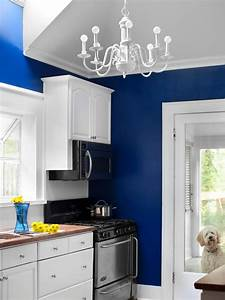 best colors for small kitchen with white cabinets home combo With kitchen colors with white cabinets with blue wall art for living room