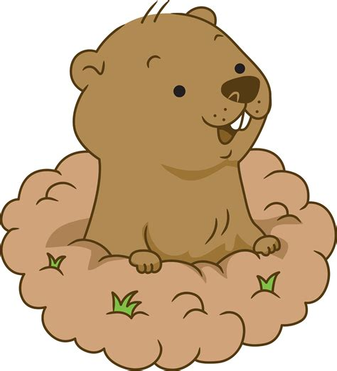 Groundhog Day Clipart Groundhog Cliparts