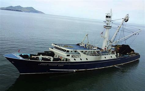 Captain James Fishing Boat by Vessel Owner Hit With 1 Million Fine After Bunker Spill