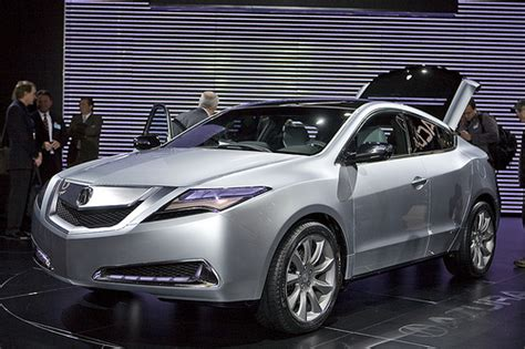 2010 Acura Zdx Information, Pictures, Video, And Review