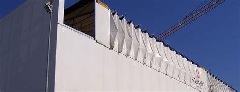 tettoie industriali kopron tettoie retrattili