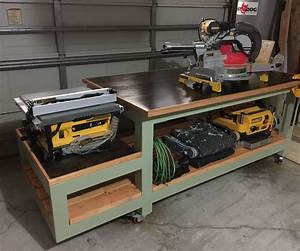 All in One Work Bench Tool storage, Storage and Bench