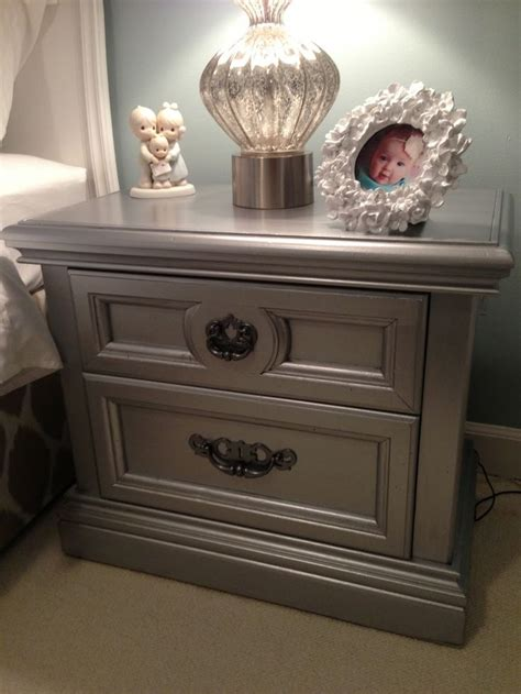 best 25 metallic paint ideas on diy furniture
