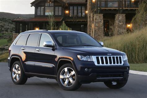 Jeep Grand Cherokee Specs