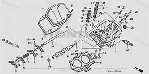 Honda Rv Generator Parts Ev6010 Ra Vin  Ecb
