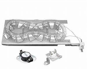 Heating Element For Kenmore Dryer 90 Series Elite