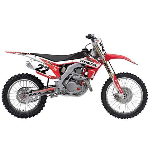 graphics for motocross bikes honda evo 14 shroud graphic decals wrap kit factory effex
