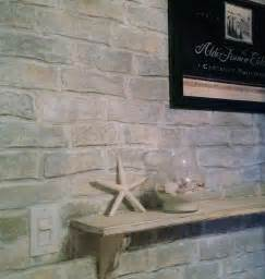 Fireplace Bricks Home Depot by Welcome To Muddaritaville Studio Faux Brick Our