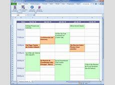 Criador de Calendário para Word e Excel