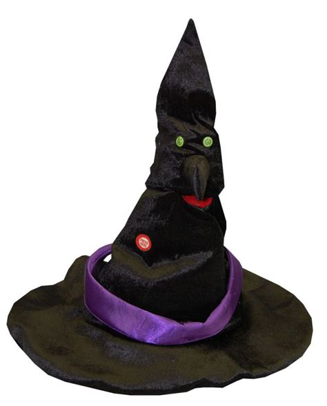 singing witch hat halloween costumes from costume cauldron