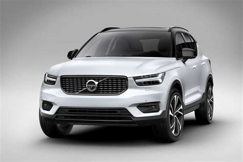 Volvo Xc40 Suv Introduced; Production Begins In November