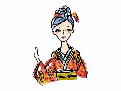 Clipart Japan Kimono Clip Japanese Chinese Transparent