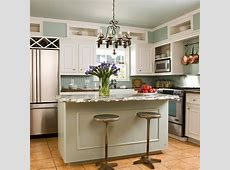 Fotos de cocinas pequeñas con isla Ideas para decorar