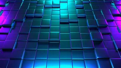 3d 4k Colorful Cubes Wallpapers Walls
